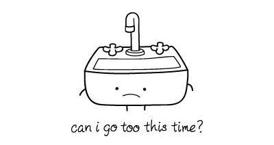Sad Sink